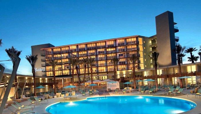 soñar con hotel