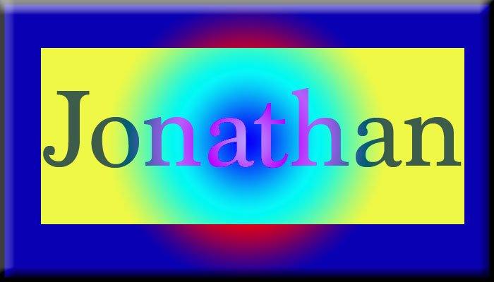 Jonathan nombre