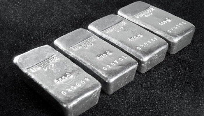 soñar con plata