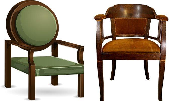 Soñar con sillas
