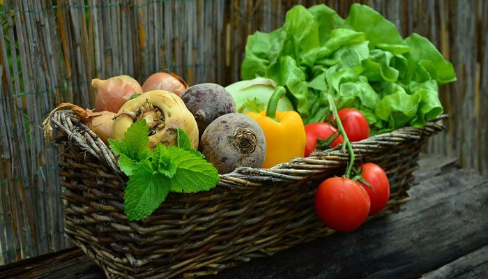 Soñar con verduras