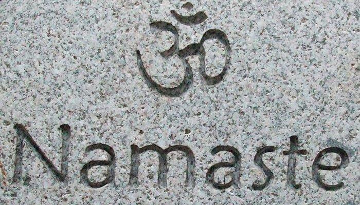 significado de Namasté