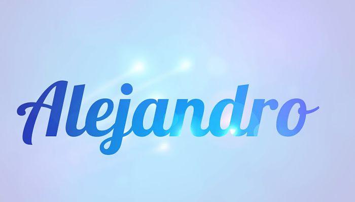 Significado De Alejandro 1